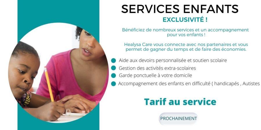 kids services